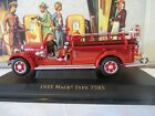 YAT MING SIGNATURE SERIES 1935 MACK TYPE 75BX FIRE ENGINE SCALE 1:43 No. 43001