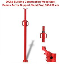 900kg Building Construction Wood Steel Beams Acrow Support Stand Prop 166-280 cm