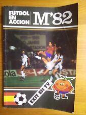 Futbol En Accion - Mundial 82 - Catalan