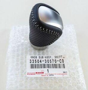 Genuine LEXUS Leather Shift Knob GS IS F Sport GS-F GS250 GS350 GS450h OEM L