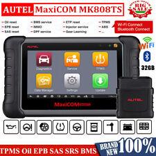 Autel MaxiCOM MK808TS MK808BT OBD2 Scanner Advanced TPMS Sensor Diagnostic Tool