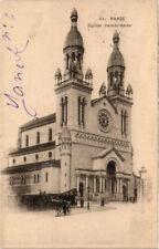 CPA PARIS (13e) Eglise Sainte-Anne. (535777)