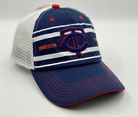 Minnesota Twins SGA Dairy Queen 2016 White Mesh Trucker Snapback Baseball Hat