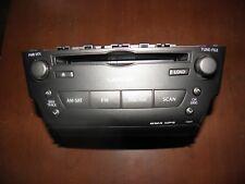 Lexus IS250 IS350 2006-2008 Pioneer Radio Am/Fm Cambiador de CD Id #P1809 Oem