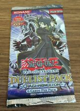 Yugioh Chazz Princeton Duelist Pack booster
