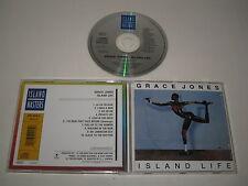 GRACE JONES/ISLAND LIFE(ISLAND/IMCD 16)CD ALBUM
