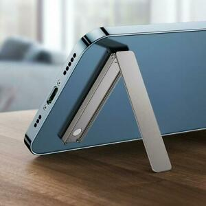 ultra thin stick-on adjustable phone stand - 50% off 🔥