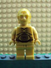 Lego Original Minifig Star Wars ~ C-3PO Protocol Droid From Set 8092