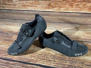 FIZIK R5 Road Cycling Shoes 3 Bolts Size Left EU45.5 Right EU46, US 11 2/3 - 12