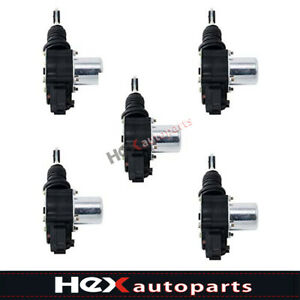 5pcs Door Lock Actuator for Chevy GMC Pickup Truck Cadillac Pontiac