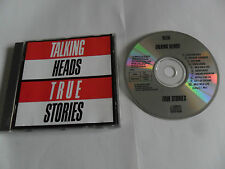 TALKING HEADS - True Stories (CD 1986) JAPAN Pressing
