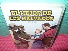 EL MEJOR DE LOS MALVADOS - ROBERT RYAN - dvd