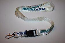 Siemens VDO clave banda/Lanyard nuevo!!!
