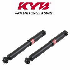NEW Saturn Ion 2004-2007 Set of 2 Rear Shock Absorbers KYB Excel-G 343308