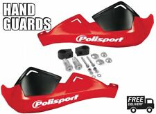 Motorcycle Red Handguards Polisport fits Cagiva 125 WMX 82
