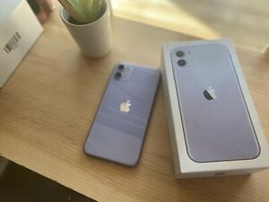 Apple iPhone 11 - 64GB - Purple (Unlocked)