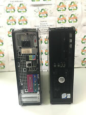 PC Desktop DELL OPTIPLEX 755, Ultra Slim, Intel Core 2 Duo, RAM 2GB, Win 7 pro