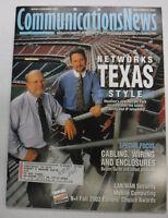 Communications News Magazine Networks Texas Style November 2002 FAL 071815R