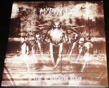 My Dying Bride: A Line Of Deathless Kings 2 LP Double Vinyl Record Set 2014 NEW