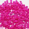 1000 Nail Art Strass Perline Di Cristallo 1.5mm Acrilico A fondo piatto Diamante