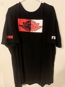 Air Jordan 'Homage To Home' T-shirt, Size 3xl