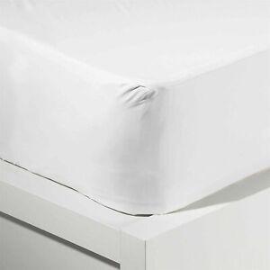 Waterproof Mattress Protector Matress Fitted Wet Sheet Nursery Bedding Cover New