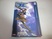 X-MEN ULTIMATE  22 .COMICS MARVEL PANINI 2004 ..TBE