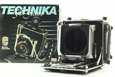 【NEAR MINT in Box】 Linhof 45 4x5 Master Technika Black 50th Anniversary Japan
