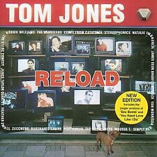 Reload: (New Edition), Jones, Tom, Used; Good CD