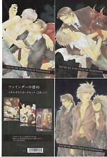 3 pcs shiny postcard set Ayano Yamane Ryuichi Asami Akihito Takaba viewfinder
