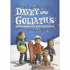 Davey and Goliaths Snowboard Christmas (DVD, 2005)