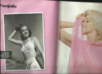 MARILYN MONROE Lost Pictures RARE Magazine Argentina