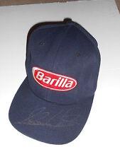 Alex Zanardi Hand Signed Personal Barilla Cap Very Rare 1.