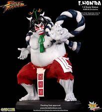 P C S EXCLUSIVE  E.honda Kabuki 1/4 STREET FIGHTER STATUE  sideshow.brand New
