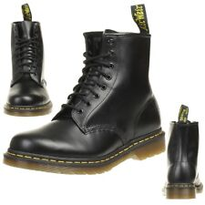 Dr. Martens 1460 Black Smooth Boots Stiefel schwarz