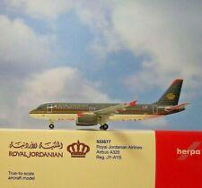 Herpa Wings 1:500 Airbus A320 Royal Jordanian Jy-Ays 533577 Modellairport500