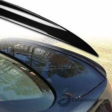 * Black Painted For Buick Regal Sedan 10-17 Trunk Lip Spoiler S