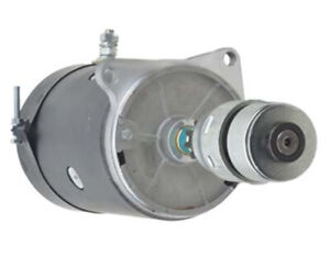 NEW STARTER & DRIVE FITS FORD GALAXIE 500 1962 1963 1964 C3NF11002A C2AF-11002-A
