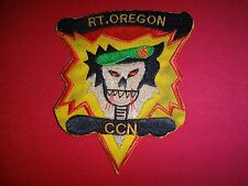 Vietnam War Patch RT OREGON CCN 5th Special Forces Group MACV-SOG Team
