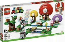 71368 LEGO SUPER MARIO LA CACCIA AL TESORO DI TOAD -  PZ 464   NUOVO