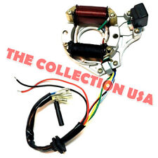 2 Pole Stator Rotor Coil 32mm Id 6 Wire 50cc -110cc Dirt Bike Pit Bike Atv Quad