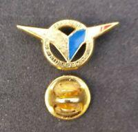 AIRLINE PIN BADGE  ' AIR FRANCE AERO CLUB '