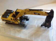 Norscot 1/50 Scale Caterpillar Cat 55283 336DL S365C DemoShear Truck Vehicle Toy