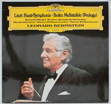 Liszt/Boito, Faust-Symphonie/Mefistofele, Bernstein [DGG 2707 100]