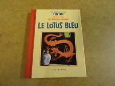 TINTIN / L'OEUVRE INTEGRALE DE HERGE ED ROMBALDI - BD PETIT FORMAT LE LOTUS BLEU