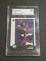 1998 Bowman Fred Taylor SGC 98 = SGC 10 Rookie RC