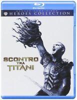 SCONTRO TRA TITANI - 2010 - Heroes collection - BLU-RAY nuovo sigillato [dv45]