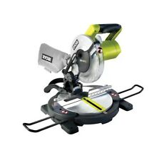 Ryobi 1200W 210mm Compound Mitre Saw-Live Tool Indicator™