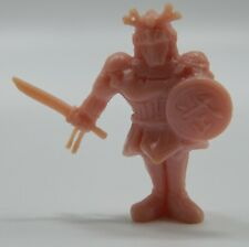 vintage Japanese NECLOS FORTRESS keshi figure KNIGHT II rubber character part 6