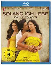 Solang ich lebe - Jab Tak Hai Jaan (Shah Rukh Khan) Blu-Ray Disc NEU + OVP!